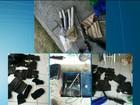 Polícia apreende materiais explosivos em sítio no Agreste da Paraíba