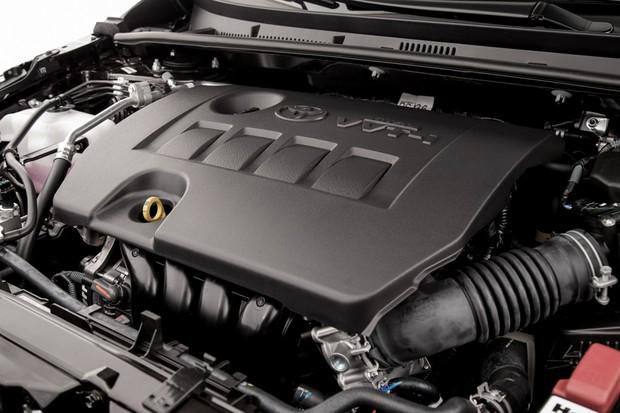 Motor 2.0 16V manteve a injeção eletrônica tradicional, um novo ainda está por vir (Foto: Divulgação)