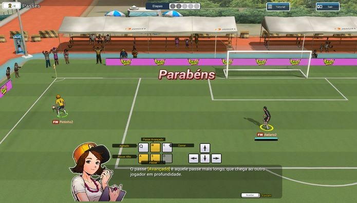 Jogo online gratis futebol