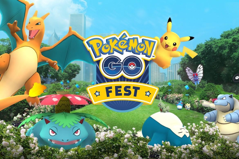 Pokémon GO Fest, um evento que não deu muito certo (Foto: Divulgação)