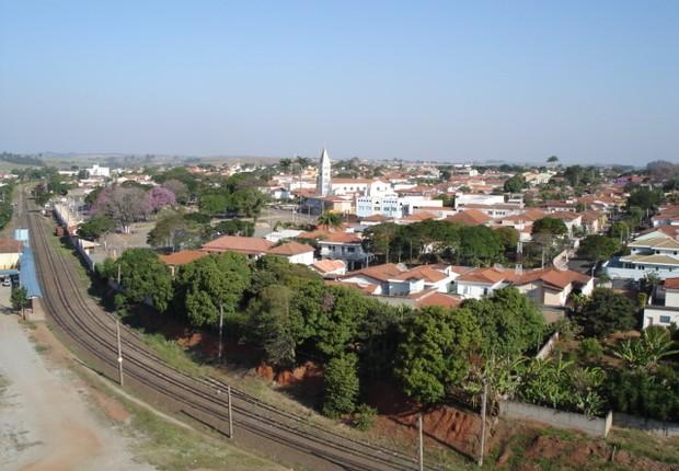 Cidade de Cerquilho, no interior de São Paulo  (Foto: Wikipedia)
