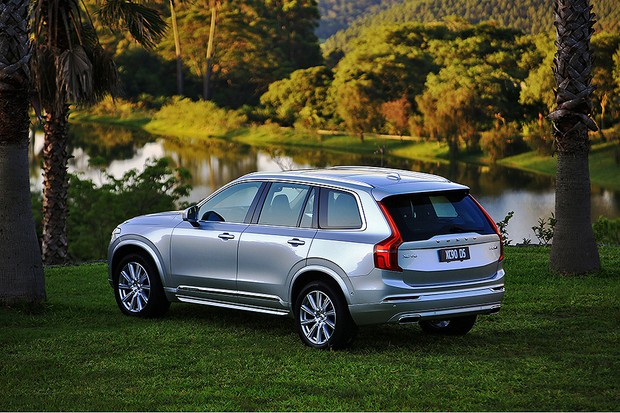 Volvo XC90 Inscription (Foto: Volvo)