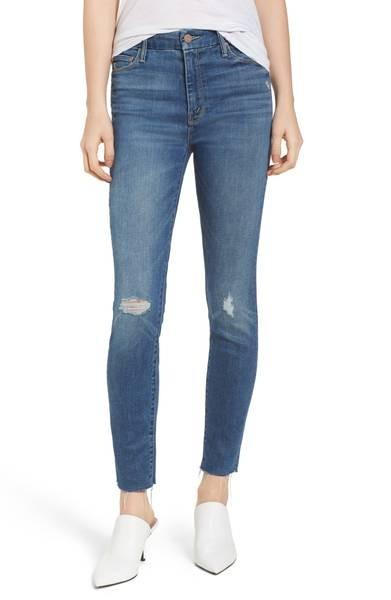 Jeans favorito de Meghan Markle é da grife Mother (Foto: Reprodução)