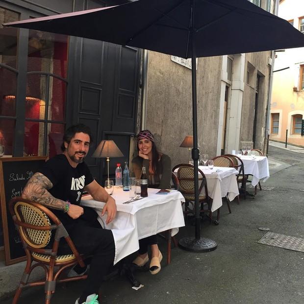 Suzana Gullo e Marcos Mion (Foto: Reprodução/Instagram)