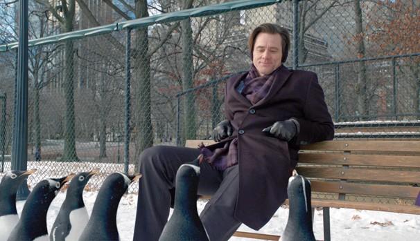 Originalmente, Bem Stiller faria papel de Jim Carrey em 'Pinguins do Papai' (2011) (Foto: Divulgação/Reprodução)
