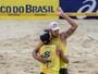 Bruno/Alison e Álvaro/Saymon vencem e vão à final do Superpraia em Niterói
