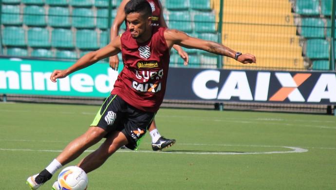 rafael bastos figueirense (Foto: Luiz Henrique / FFC)