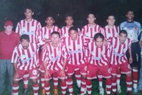 Atlético Cristal luta para voltar às glórias no futebol do AP (Reprodução/Facebook)