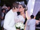 Mayra Cardi faz casamento surpresa para o noivo no Mato Grosso
