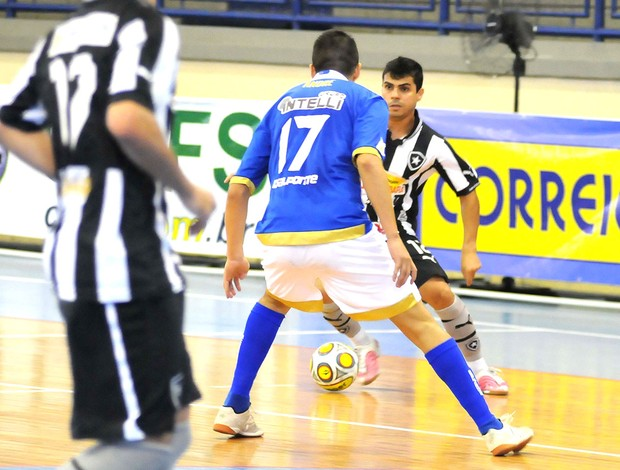 Botafogo e Orlândia, (Foto: Luciano Bergamaschi  / CBFS)