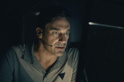 Jon Hamm em cena de 'Black mirror' (Foto: Reprodução)