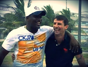 Beto e Pedrinho (Foto: TV Globo)
