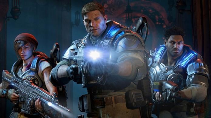 Gears of War 4 é praticamente uma certeza para o evento da Microsoft na E3 2016 (Foto: Divulgação/Xbox)