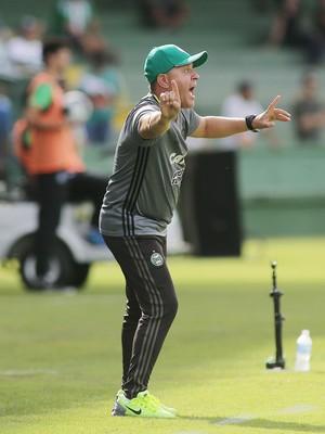 Pachequinho Coritiba (Foto: Giuliano Gomes/ Agência PR PRESS)