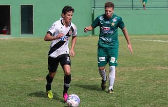 """Com reforços e """"veteranos"""", Vasco estreia no Torneio OPG neste sábado"""