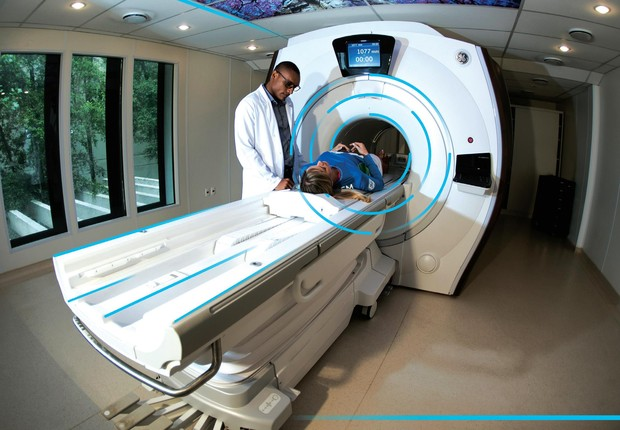 Saúde diagnóstico por imagem (Foto: GE)