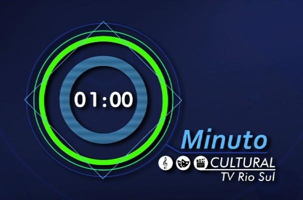 Minuto Cultural TV Rio Sul (Foto: Reprodução/ TV Rio Sul)