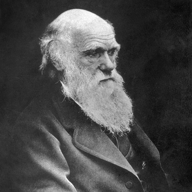 Charles Darwin (Foto: Spencer Arnold / Stringer/Getty Images)