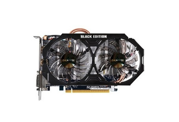 Placa de vídeo Geforce GTX750Ti (Foto: Divulgação / Geforce)