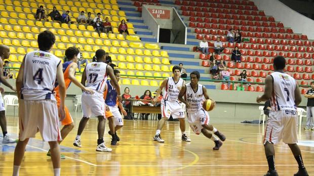 Mogi x Esperia Paulista sub-19 basquete (Foto: Divulgação/Guilherme Peixinho)