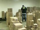 PF fechou cinco fábricas clandestinas nos últimos seis meses na região