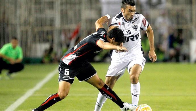 Datolo, Colo Colo X Atlético-mg (Foto: Agência AFP )