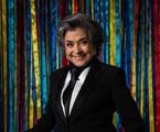 Betty Faria no lançamento de 'A força do querer' | Globo / Estevam Avellar