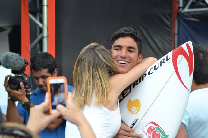Gabriel Medina Maresias (Foto: Filipe Rodrigues)