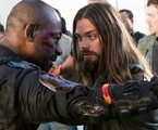 Morgan (Lennie James) e Jesus (Tom Payne) no segundo episódio de 'The walking dead' | Gene Page/AMC