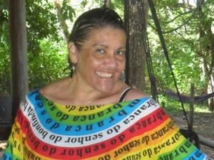 Márcia Regina Lopes, professora que desapareceu há uma semana no DF (Foto: Ézio Tadeu Lopes/Arquivo pessoal)