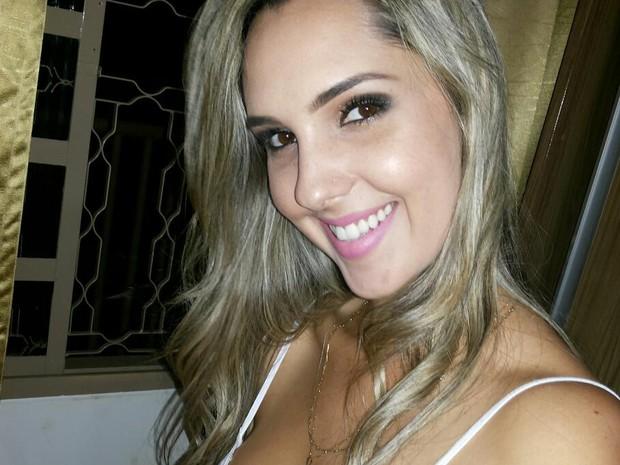 Fisioterapeuta Caillane Marinho é encontrada morta dentro de casa; namorado é suspeito (Foto: Reprodução/Facebook)