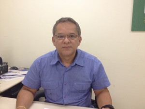 Rinaldo Farias, coordenador da Escola Judiciária Eleitoral  (Foto: Jéssica Alves/G1)