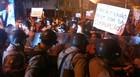 Goiânia: grupo tenta invadir Assembleia (Gabriela Lima / G1)