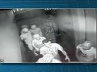 Polícia Civil divulga imagens de tentativa de fuga da cadeia de Cambé