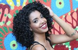 Pâmella Gomes é rainha de bateria da Tom Maior