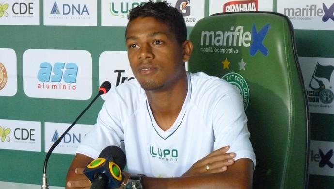 Roninho atacante Guarani (Foto: Warley Menezes / Guarani FC)