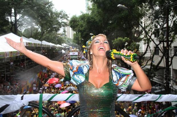 Carla Perez  (Foto: Wallace Barbosa e JC Pereira/AgNews)