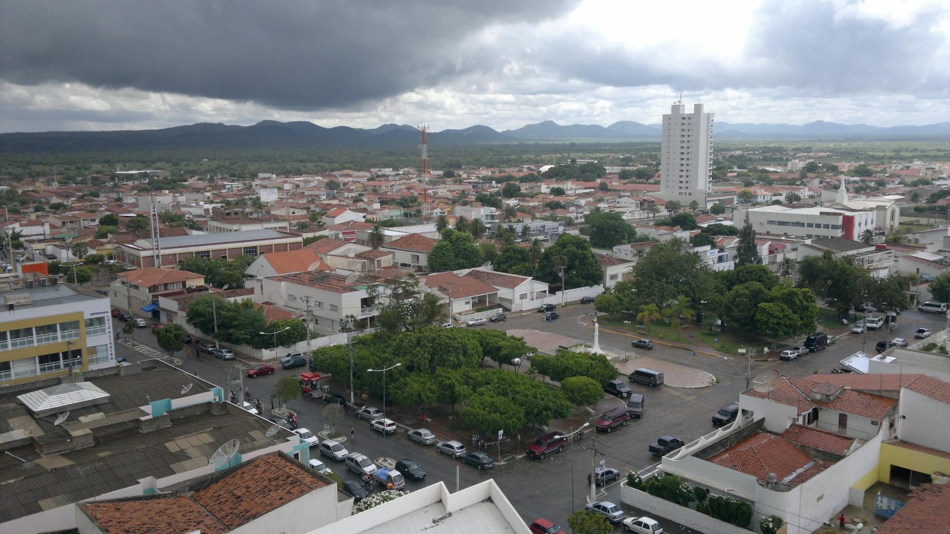 TV Paraíba Digital vai beneficiar mais de 88 mil moradores de Sousa e região (Foto: João Fábio Soares)