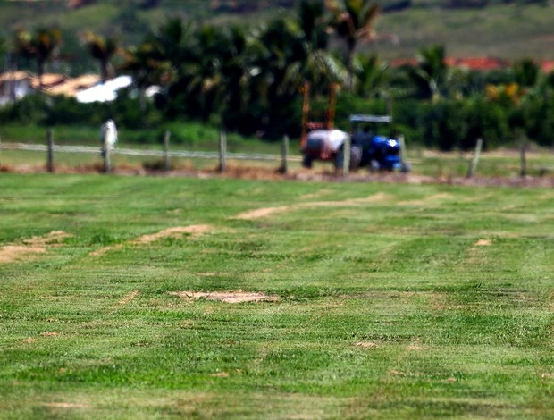 grama maracanã fazenda saquarema (Foto: Jorge William / Agência o Globo)