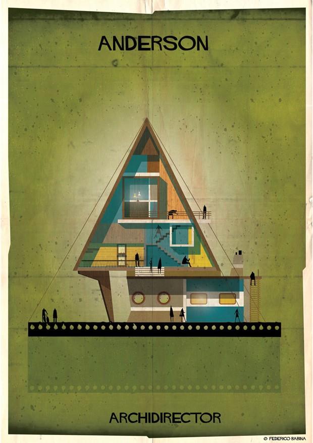Ilustrações de Federico Babina (Foto: Reprodução/federicobabina)