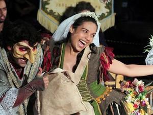 Peça Teatral Flor de Macambira se apresenta em Rondônia (Foto: Divulgação)