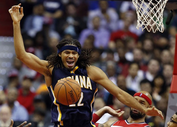 O jogador de basquete Chris Copeland em foto de novembro de 2014 (Foto: Alex Brandon/AP)