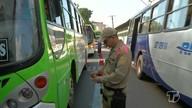 Fiscalização constata irregularidades em 23 veículos de transporte coletivo em Santarém