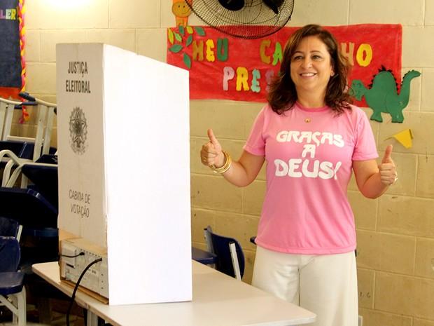 Kátia Abreu (PMDB) (Foto: Divulgação)