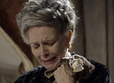 Vitória chora muito por Bernardo
