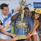 Unidos da Tijuca é campeão no Rio de Janeiro (Alex Palarea e Anderson Borde/AgNews)