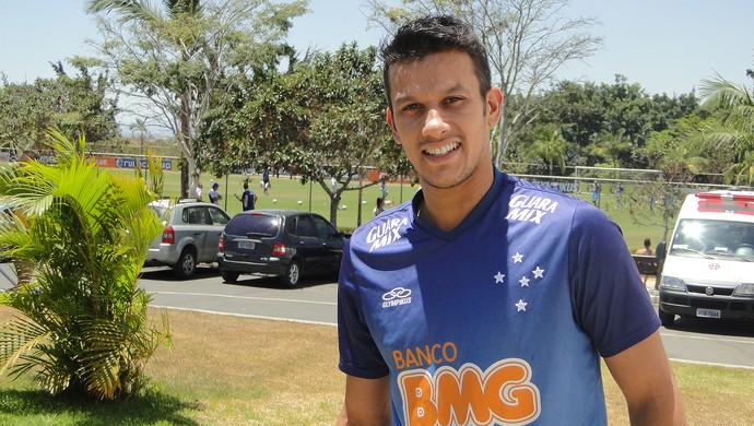 Henrique, Cruzeiro (Foto: Maurício Paulucci)