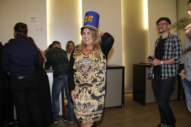 Fabiana Karla (Foto: Wallace Barbosa / AgNews)