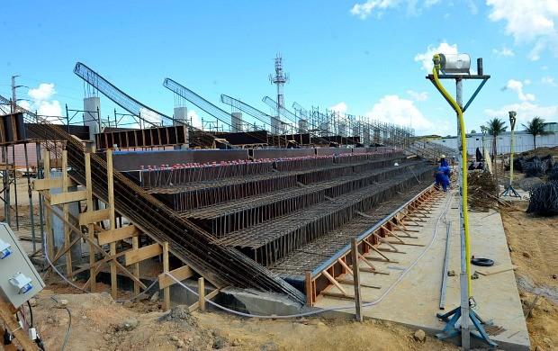 Estádio da Colina Manaus (Foto: Alfredo Fernandes/Agecom)
