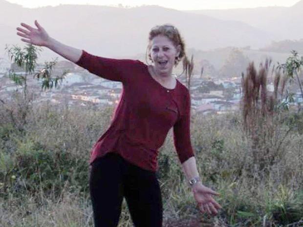 Adolescentes foram presos suspeitos de matar a avó em Caldas (MG) (Foto: Reprodução EPTV)